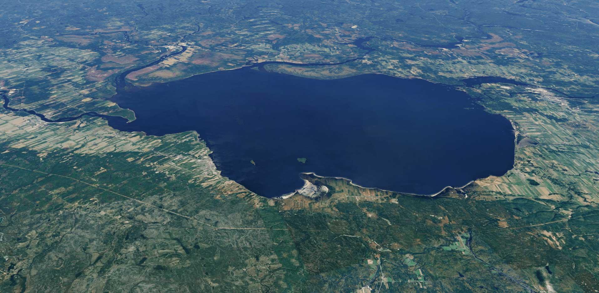 Lac-saint-jean-satellite